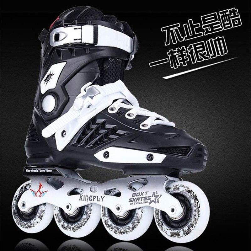 Patins de Slalom Adulto Patinação Sapatos de