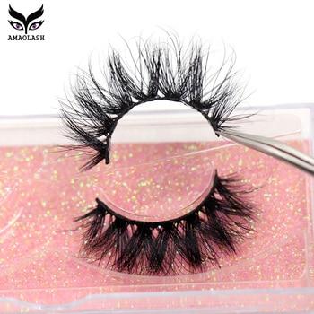 AMAOLASH Makeup 3D false eyelashes fake lashes makeup kit Mink Lashes extension mink eyelashes Handmade Reusable Eyelashes 1