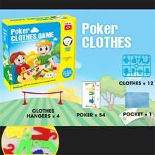 Многопользовательская одежда соревнование игра для раннего развития