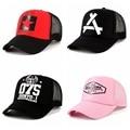 SHATANGJU New Summer Baseball Cap For Men Women's Snapback Adjustable Casual Polyester Hip Hop Mesh Trucker Sun Hat STG21003