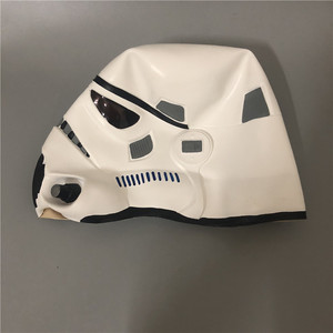 Image 3 - Film Darth Vader Cosplay maske lateks Stormtrooper Darth Vader mandaloryalı kask Kylo Ren fırtına birlikleri kostüm sahne