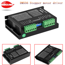 цена на DM556 classic Digital Stepper motor driver 2 phase 5.6A for 24-50V 57 / 86 stepper motor NEMA 23 NEMA34 Stepper Motor Controller