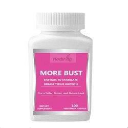 Comprimés pour agrandir les seins, pilules enzymatiques œstrogènes, gros buste, gros seins