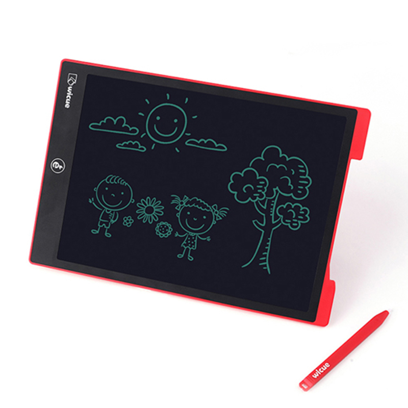 Image 3 - New Xiaomi Wicue 12 Inchs / 10 Inch LCD Handwriting Board Writing Tablet Digital Drawing Imagine Pad Expanding Idea Pen for KidsSmart Remote Control   -