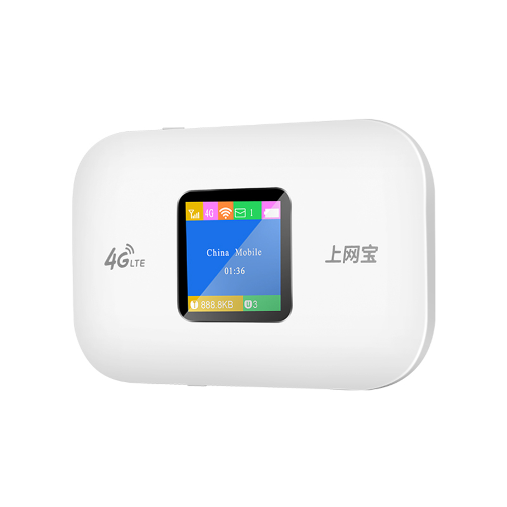 4G Wifi Router mini router 3G 4G Lte Wireless Portable Pocket wi fi Mobile Hotspot Car Wi-fi Router With Sim Card Slot 2
