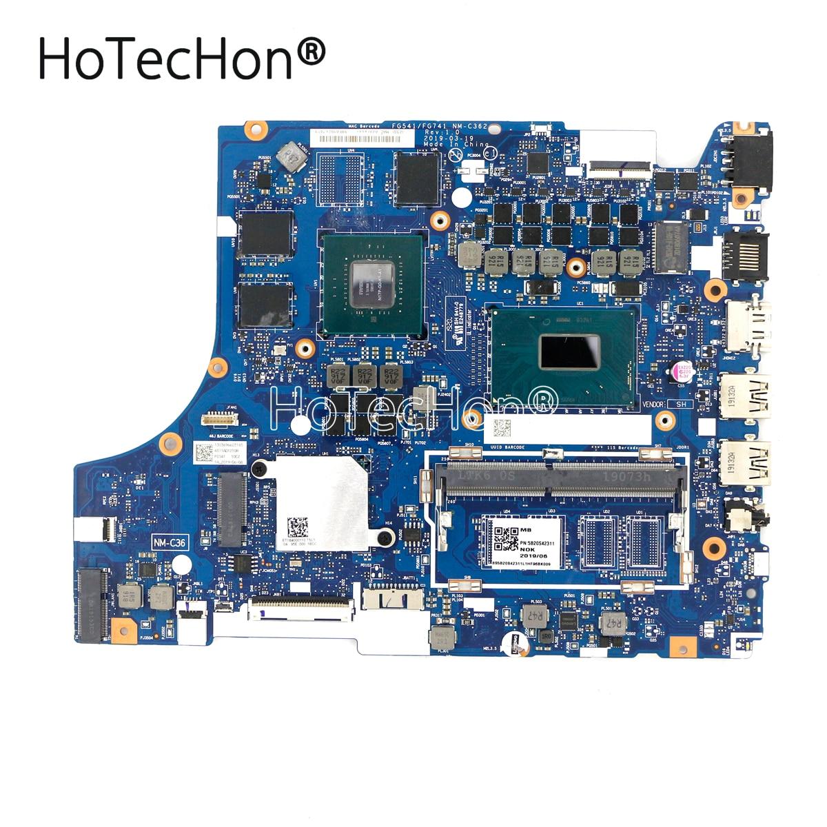 5B20S42311-Материнская плата ноутбука NM-C362 w/ i5-9300H + GTX 1050 V3G для Lenovo L340-15IRH ноутбуки