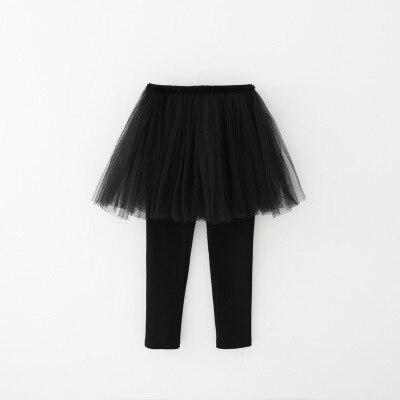 VIDMID Girls Leggings skirt clothing Skirt-Pants Kids Pants trousers Girl kids Leggings Trousers clothes lace pants 7065 02 2