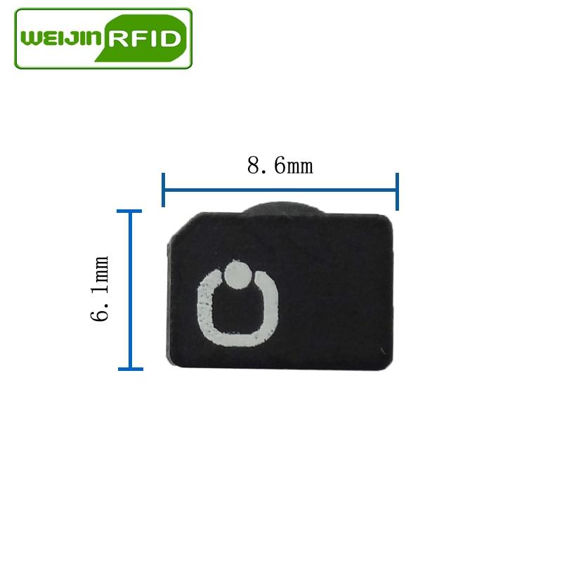 UHF RFID антыметалічны тэг omni-ID fit200 fit 200 - Бяспека і абарона - Фота 3