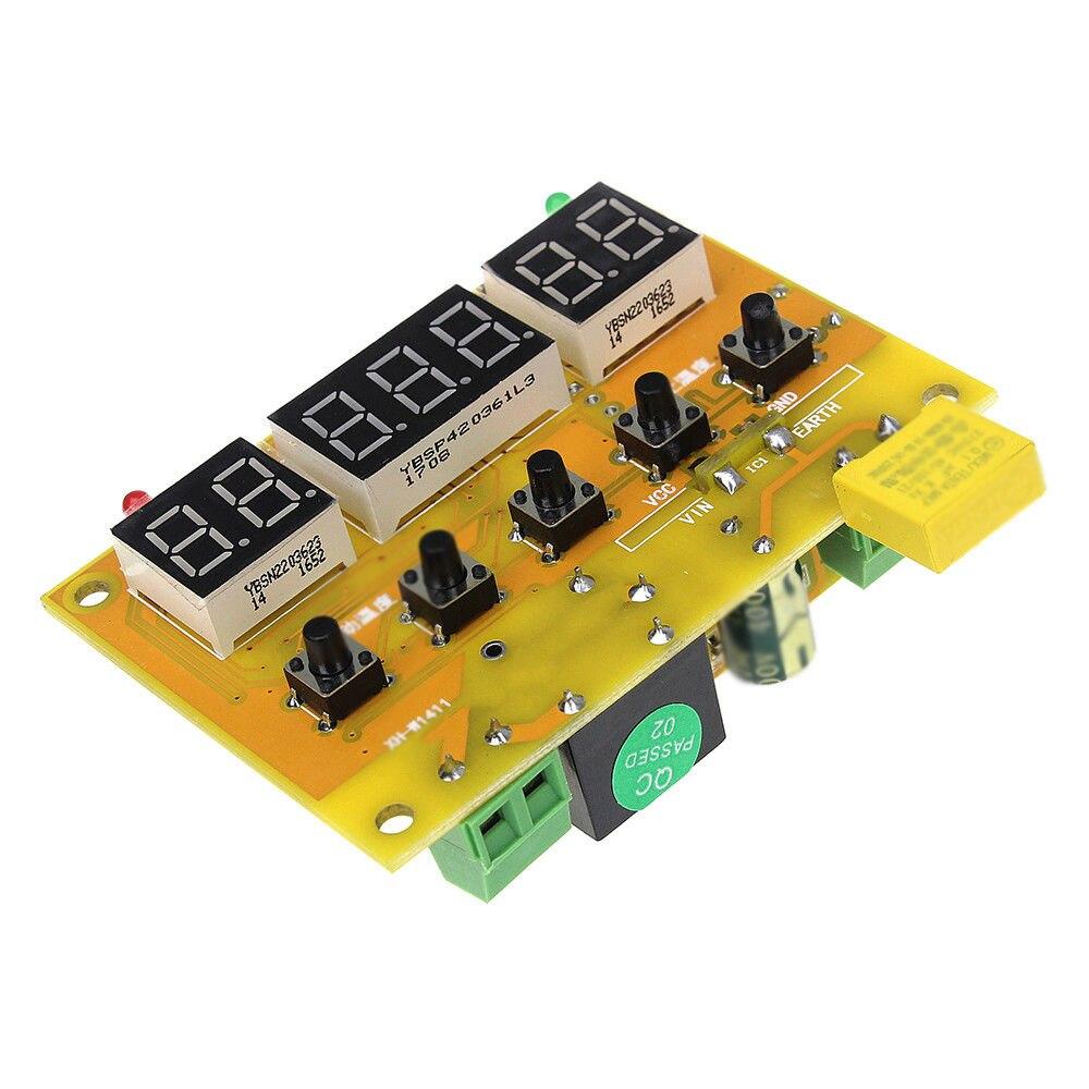 Temperature Controller AC 220V 10A Smart LED Digital Temperature Controllers Thermostat Control Switch