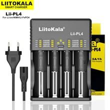Liitokala Lii PD4液晶Lii PL4 3.7v 18650 18350 18500 21700 20700B 20700 14500 26650 1.2v aa aaaニッケル水素リチウムバッテリー充電器