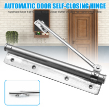 Hot Automatic Door Self-Closing Hinge Closer Buffer Durable for Home Office Store XJS789