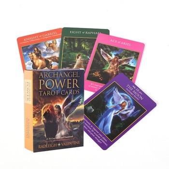Archangel Tarot Cards by Radeleigh Valentine