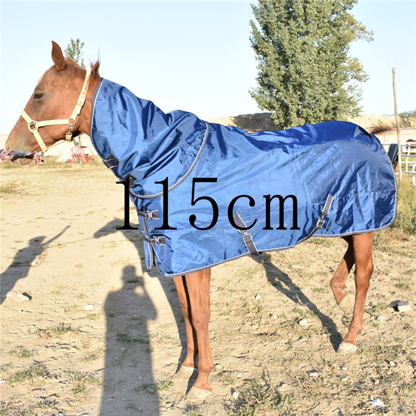 Зимний теплый жилет, утепленный хлопковый жилет, непромокаемый и непромокаемый жилет для верховой езды, зимний теплый жилет с хлопком 320 г - Цвет: blue115