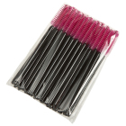 50Pcs Eyelash Brushe...
