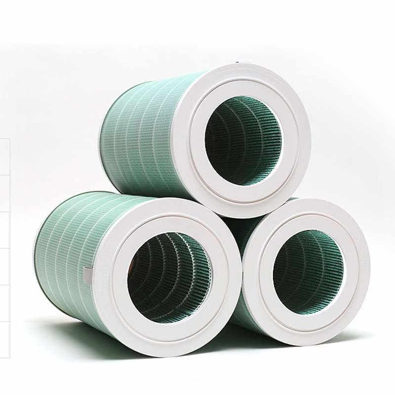 XIAOMI MIJIA Luchtreiniger 2 2S Pro Filter onderdelen Wassen Cleaner Sterilisatie bacteriën Zuivering PM2.5 Formaldehyde Wiel
