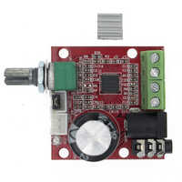 20pcs 12V Mini Hi-Fi PAM8610 Audio Stereo Amplifier Board 2X10W Dual Channel D Class Lowest Price