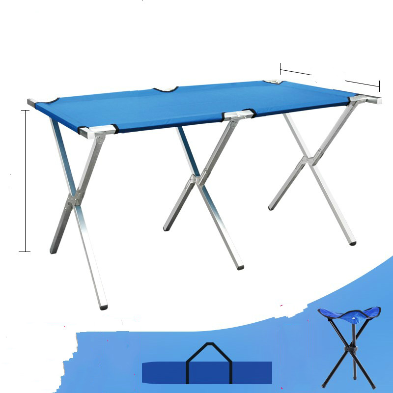 Campismo Acampamento Salon De Jardin Exterieur Picnic Folding Patio Kamperen Kamp Outdoor Furniture Mesa Plegable Camping Table