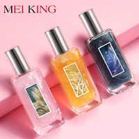 MEIKING perfume atomizador hombres y mujeres perfumado de larga duración perfume botella original orquídea Rosa fragancia 30ml