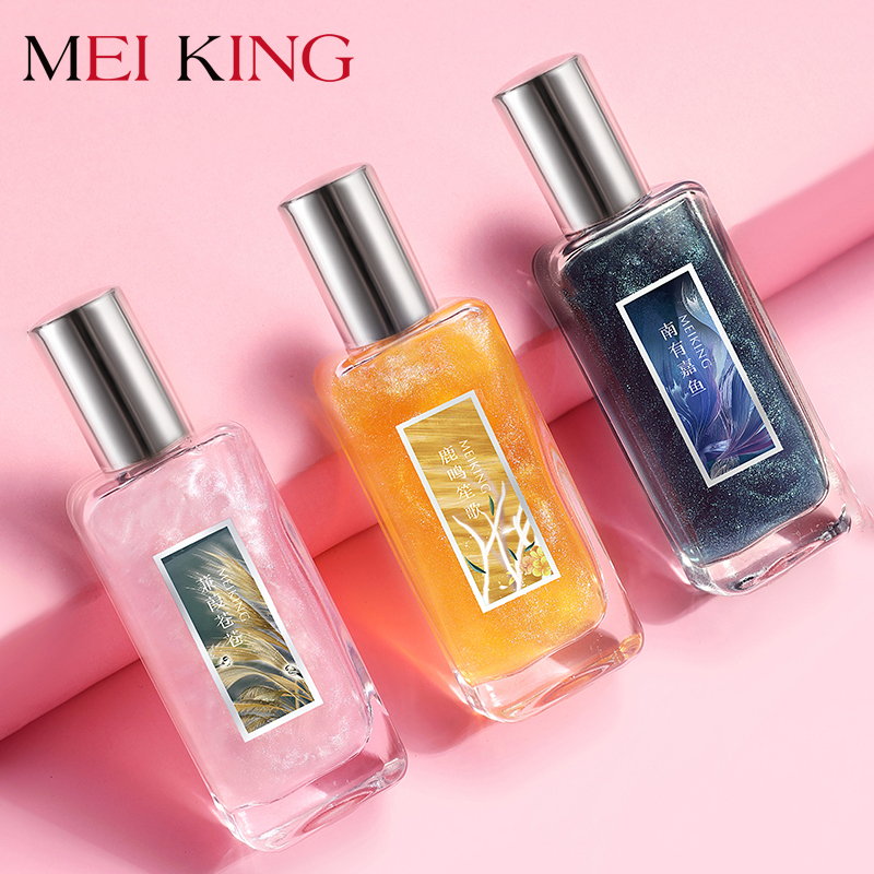 MEIKING perfume atomizer men and women Perfumed long Lasting original Bottle Orchid rose fragrance 30ml
