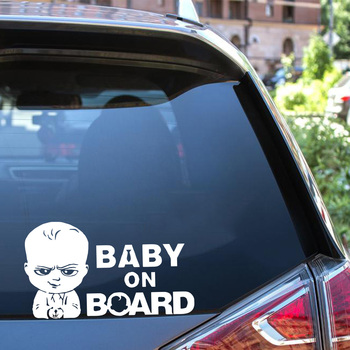 Car Sticker Baby on Board Stickers Ussr Car-styling Funny Auto Decoration Sticker and Decal Glue Sticker Vinyl Sticker Car PVC creative deadpool auto stickers on the car creative vinyl sticker on car stickers and decals window sticker car styling decal