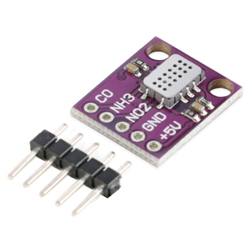 MICS-6814 Air Quality CO NO2 NH3 Nitrogen Carbon Gas Sensor Module For Arduino