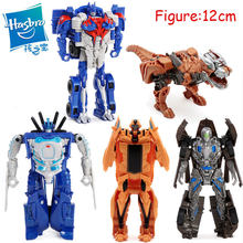 Hasbro Transformers Robot Auto Model Action Figure Toy Energie Warrior Optimus Prime Autobot Drift Kinderen Robot Speelgoed(China)