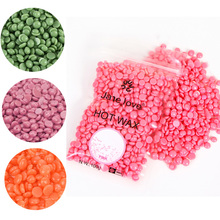 100G Painless Depilatory Wax Hot Film Hard Pellet Waxing Bikini Hair Removal Bean Body Solid TSLM2
