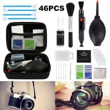 цена на Professional DSLR Camera Lens Pen Cleaning Kit For Sony Nikon Canon Panasonic SLR Cleaner
