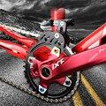Зажим для велосипедного сиденья  направляющая для цепи с одним диском  направляющая для цепи с положительными отрицательными зубцами  стаб...
