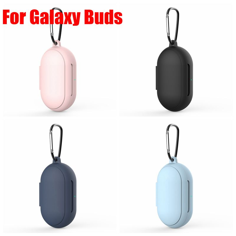 Bluetooth Earphone Case For Samsung Galaxy Buds+ Silicone Protective Case For Galaxy Buds+ Headset Charging Box Accessories