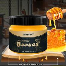 Meubels Polijsten Bijenwas Natuurlijke Bijenwas Hout Kruiden Bijenwas Houten Floor Cleaning Onderhoud Gepolijst Fleuren Zorg Wax
