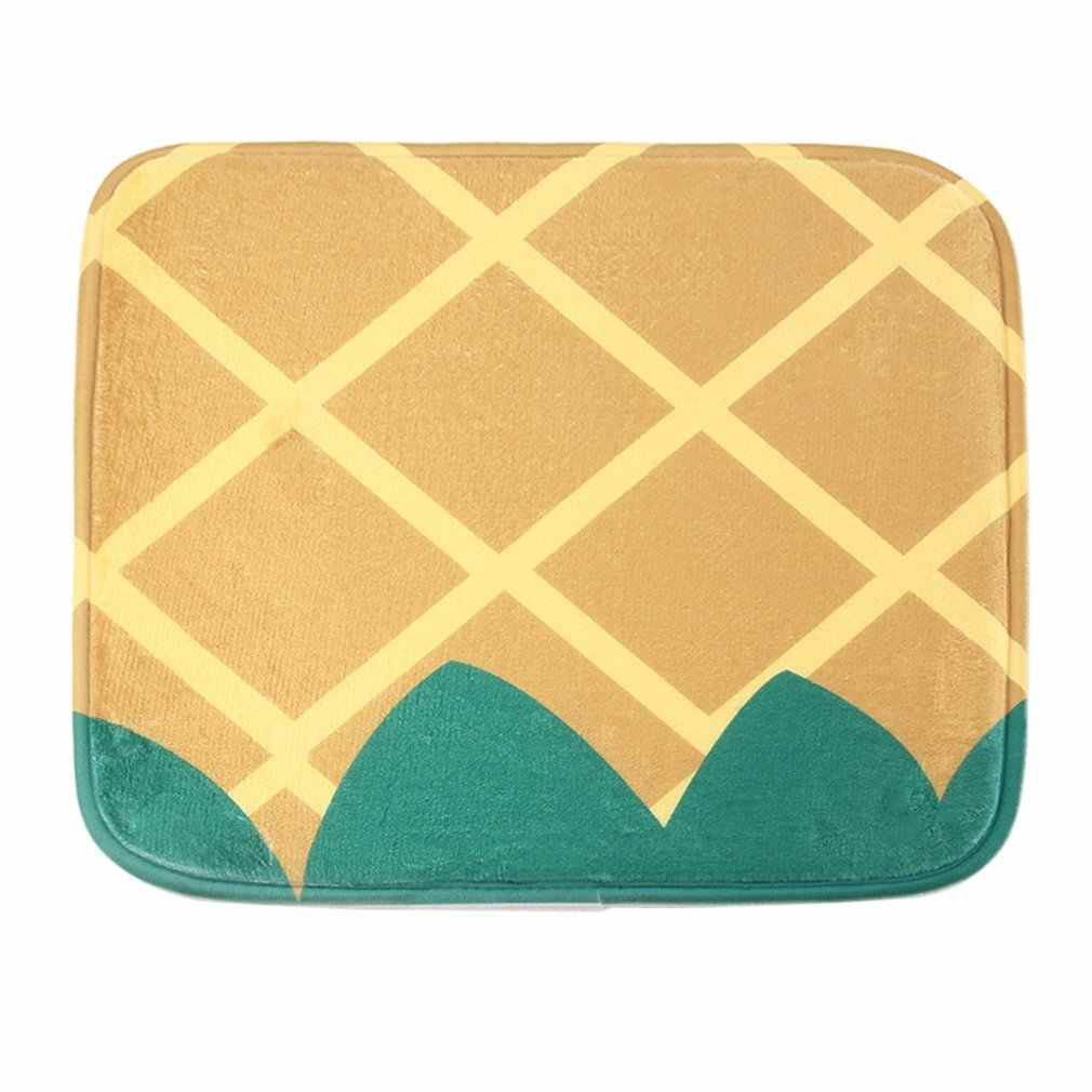 Non-stick Fresh Fruit Chair Mat Fruit Table Mat Seat Cushion for Home Decoration Pad Multifunction Placemats 40cmx40cm