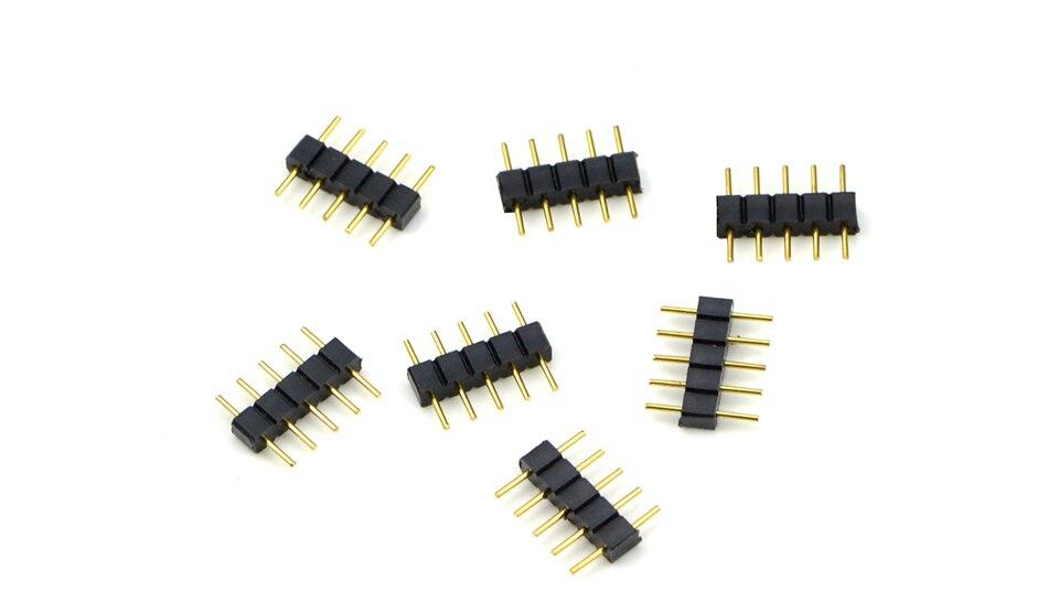 de tira 40key ir remoto 5pin conector