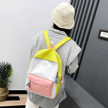 Fashion Backpack Women Leisure Back Pack Korean Ladies Knapsack Casual Travel Bags Girls Classic Bagpack mochila feminina *