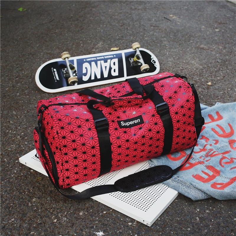 Бизнес поездки сумка обувь с ремешком в виде буквы бит Сумки из натуральной кожи Женская Мода Большой Ёмкость из PU искусственной кожи