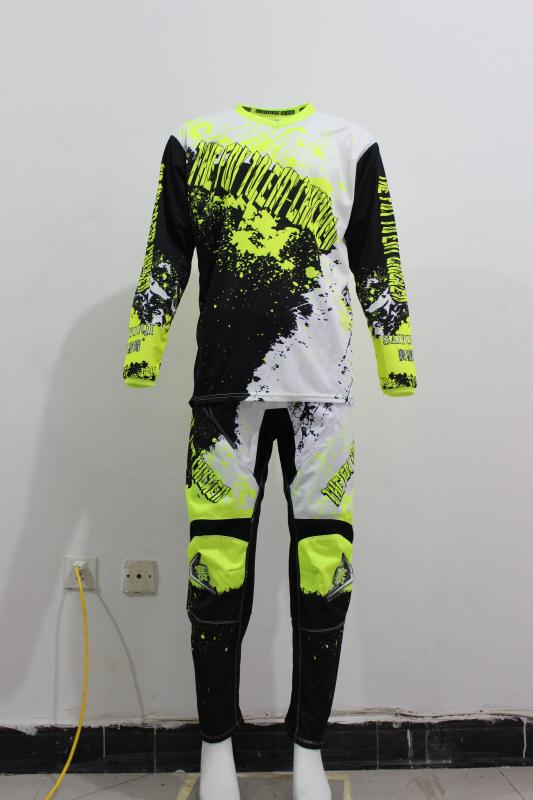 SAIYOUQI NEW 2020 MX Jersey Pants Motocross Gear Set Jersey and Pants Racing Suit Jersey+Pants Motorcycle riding combination|Combinations| |  - title=