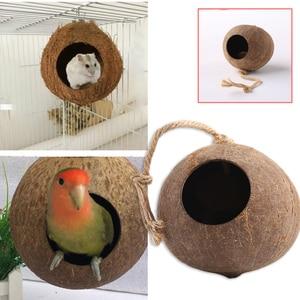 Nest Cage Climbing Parrot Bird