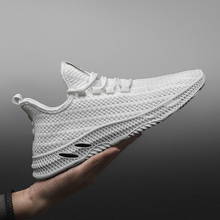 2020 New Men Shoes Walking Comfortable Lac-up Mesh Casual Classic Lightweight Breathable Sneakers Summer Sport Zapatos