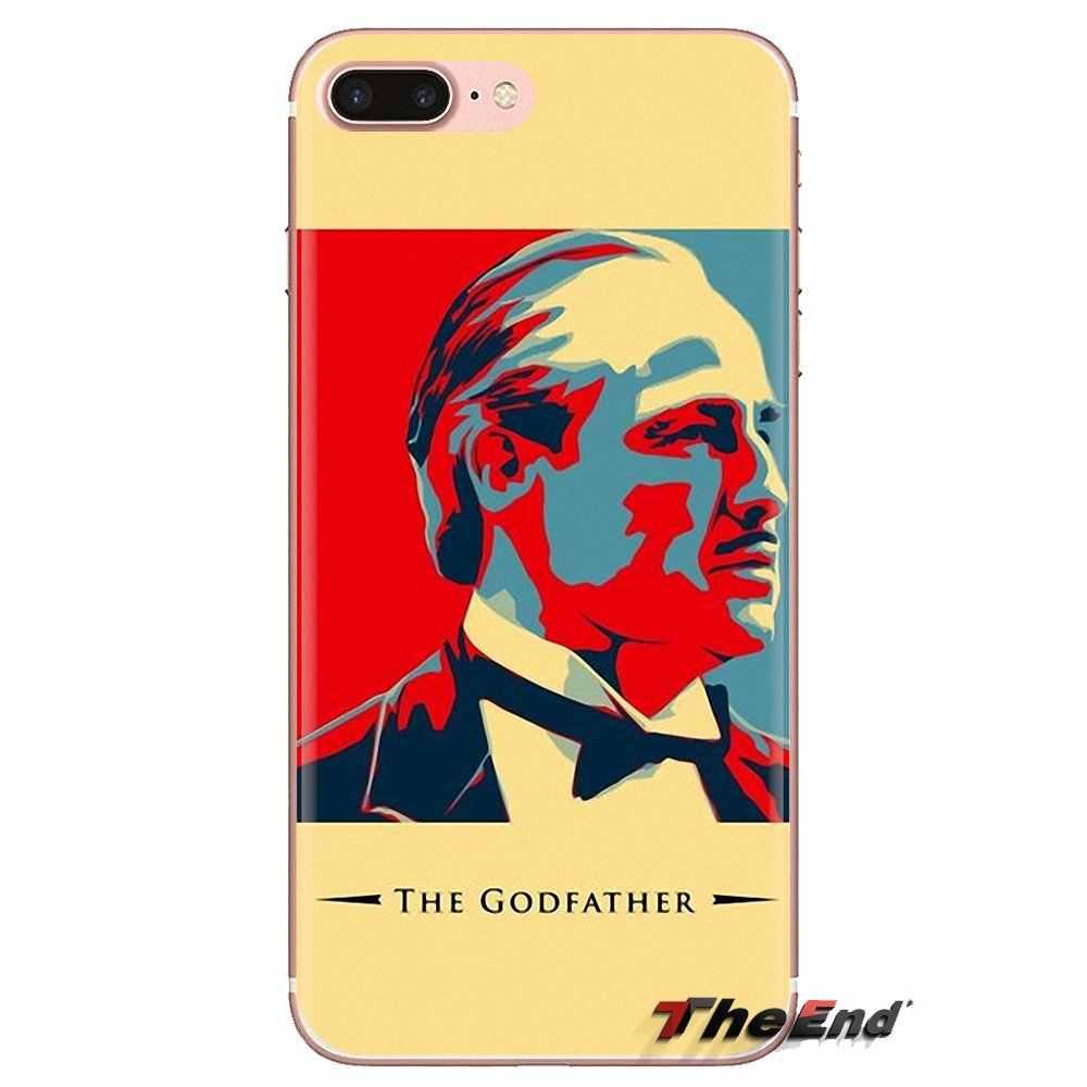 Cep telefonu Kılıfı film Godfather klasikleri Huawei Nova 2 Için 3 2i 3i Y6 Y7 Y9 Başbakan Pro GR3 GR5 2017 2018 2019 Y5II Y6II