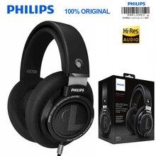 Cuffie professionali Philips SHP9500 con qualità audio pura cuffie HIFI lunghe 3 metri per Xiaomi MP3 Huawei