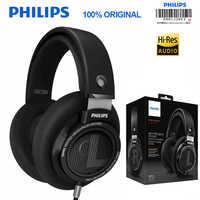 Profesjonalny obsługi Philips SHP9500 słuchawki z czysta jakość dźwięku o długości 3 metrów HIFI słuchawki do xiaomi MP3 Huawei