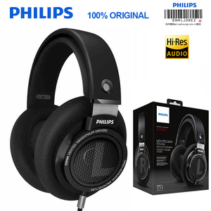 Image 1 - Professional Philips SHP9500 Headphones with Pure Sound Quality 3 Meter Long HIFI Headset for Xiaomi MP3 Huawei