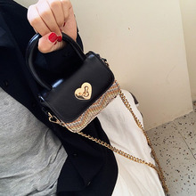2019 Autumn New Women's Bag Europe and The United States Trend Wild Women's Handbags Simple Fashion Casual Wild Messenger Bag цена