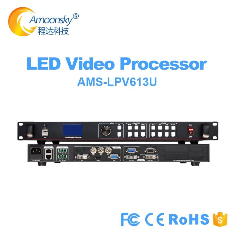 Lvp613 серия USB SDI WIFI видеопроцессор с поддержкой p3 p3.91 p2 p6 p8 p10 rgb linsn onbon novastar Vdwal светодиодная подсветка