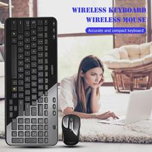 лучшая цена Logitech MK365 USB Keyboard Wireless Unifying Receiver Mouse Set Fashion Appearance Battery Life and Durability for Laptop PC