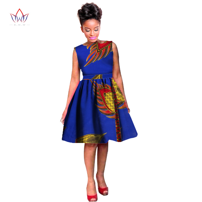 Dashikis Dress Dashiki 2020 Summer Vestidos Print Print African - Ropa nacional