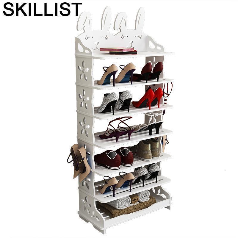 Zapato Ayakkabilik Mobilya Mueble Zapatero Placard De Rangement Meuble Chaussure Scarpiera Rack Cabinet Sapateira Shoes Storage