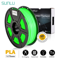 Sunlu 1.75 Mm Pla Filament 1Kg Plastic Pla Filament Voor 3D Printer Nauwkeurigheid Dimensie +/ 0.02 3d afdrukken Verbruiksartikelen Materiaal-in 3D Druk materiaal van Computer & Kantoor op