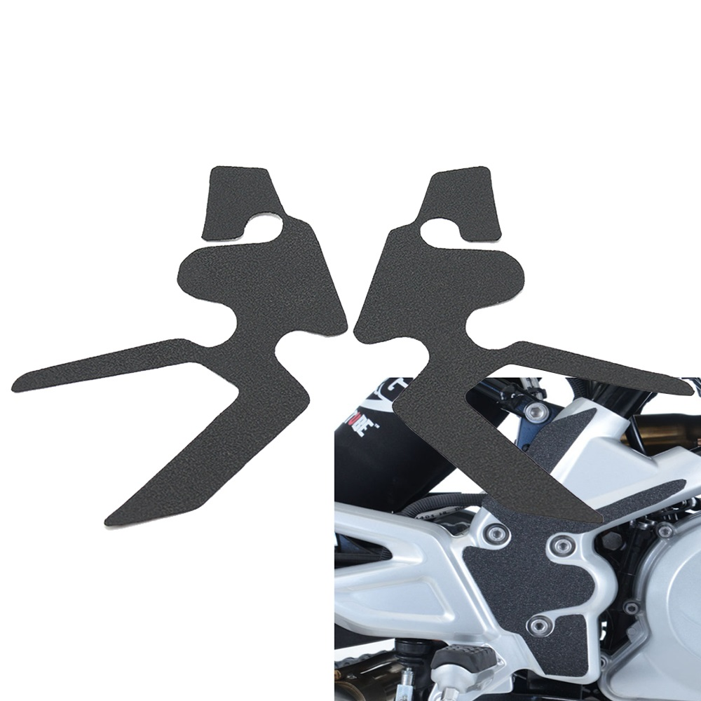 For BMW G310R G310r Motorcycle Anti-slip Stickers Anti-riding Boots Friction Protection Stickers Pad Side Protector Anti Leather