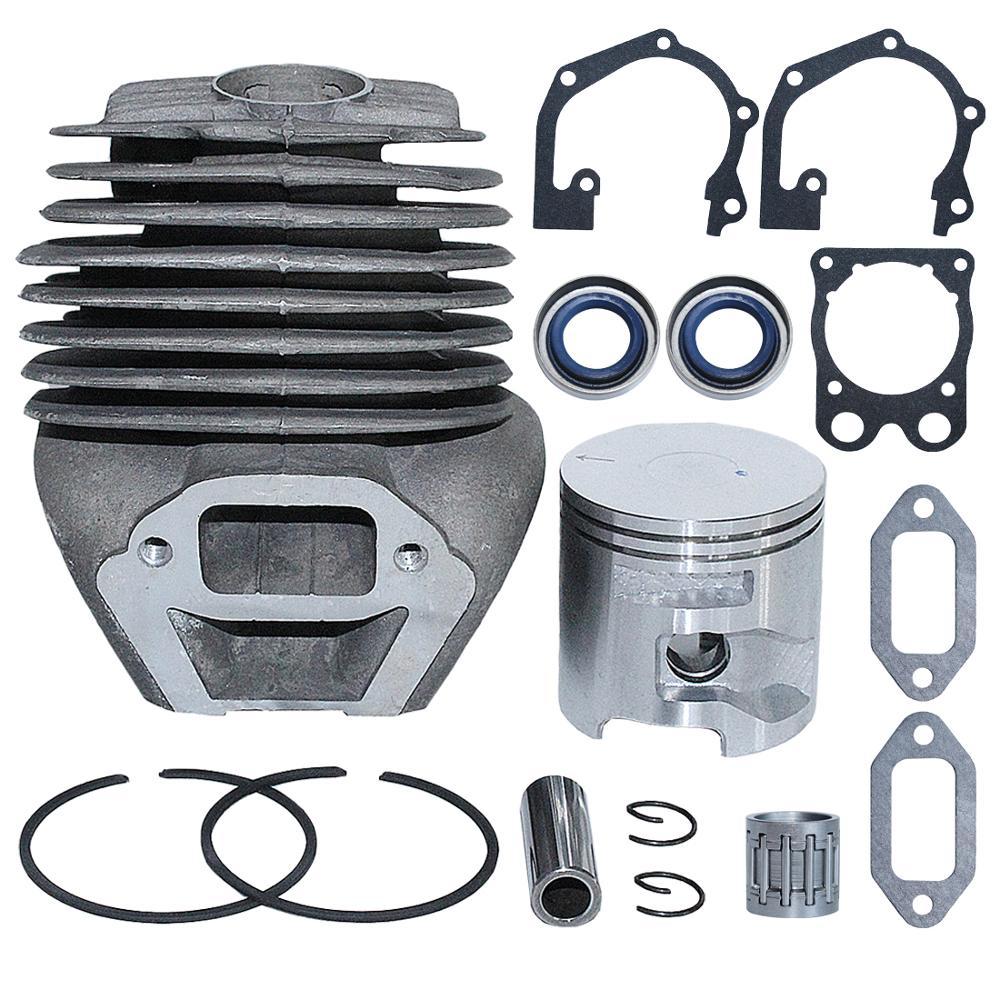 Saw 51mm  Cylinder For Concrete Piston 38 71 Husqvarna K750 581357401 506 Gasket Bearing Seal Kit K760 Oil 61